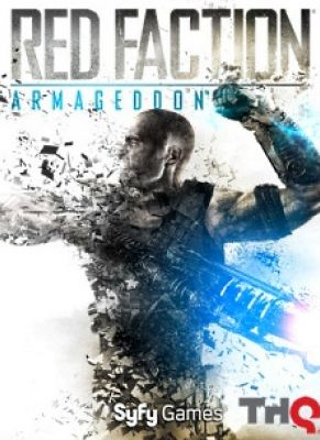 Obal hry Red Faction: Armageddon