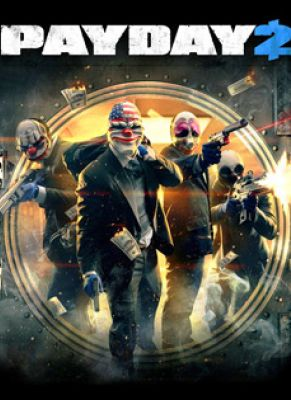 Obal hry PayDay 2