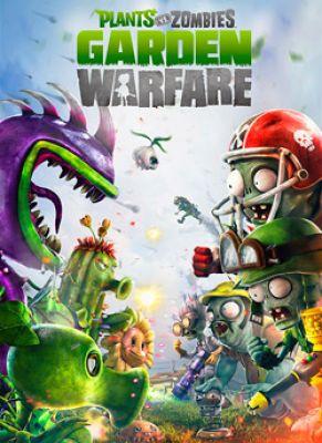 Obal hry Plants vs Zombies: Garden Warfare