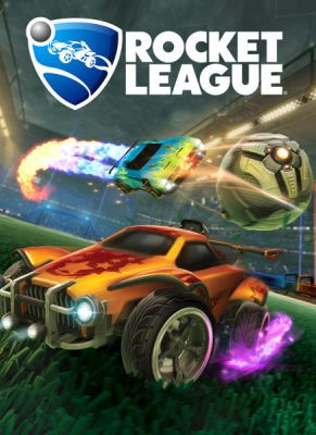 Obal hry Rocket League