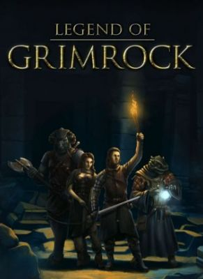Obal hry Legend of Grimrock