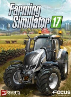 Obal hry Farming Simulátor 17