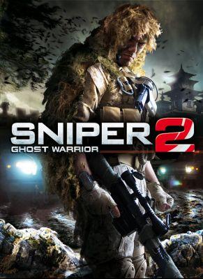 Obal hry Sniper Ghost Warrior 2
