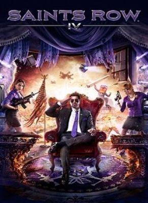 Obal hry Saints Row 4 Game of the Century Edition
