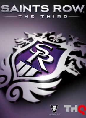 Obal hry Saints Row The Third