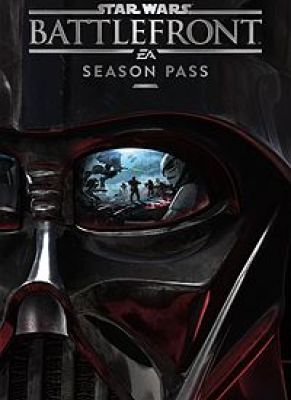Obal hry Star Wars Battlefront Season Pass
