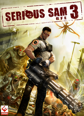Obal hry Serious Sam 3: BFE