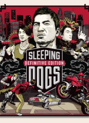 Obal hry Sleeping Dogs Definitive Edition