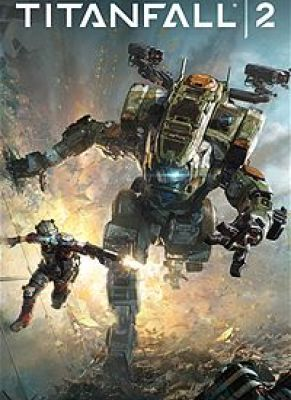 Obal hry Titanfall 2