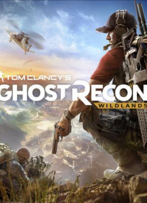 Obal hry Ghost Recon Wildlands