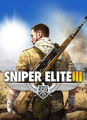 Obal hry Sniper Elite 3