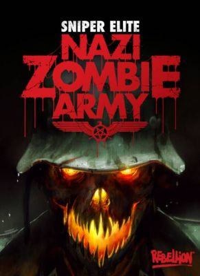 Obal hry Sniper Elite: Nazi Zombie Army