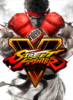 Obal hry Street Fighter V