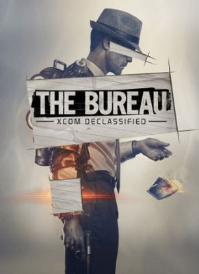 Obal hry The Bureau: XCOM Declassified