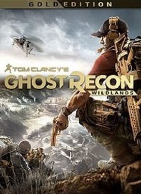 Obal hry Ghost Recon Wildlands Gold