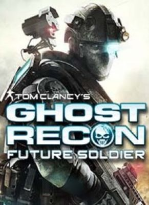 Obal hry Ghost Recon Future Soldier