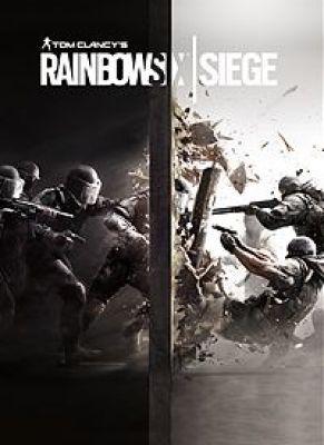 Obal hry Rainbow Six Siege