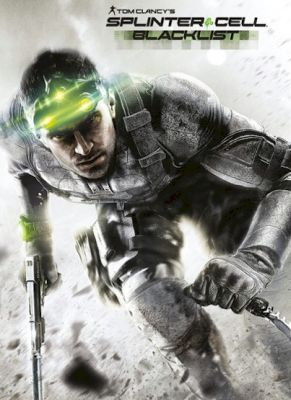 Obal hry Splinter Cell Blacklist