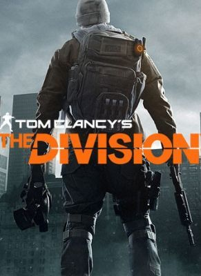 Obal hry Tom Clancy`s The Division