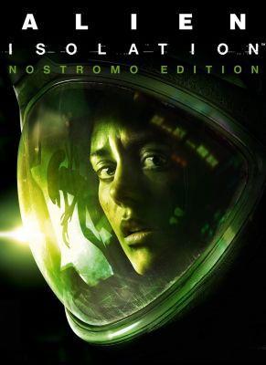 Obal hry Alien Isolation Nostromo Edition