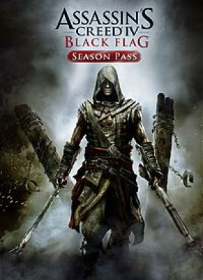 Obal hry Assassin's Creed 4 Season Pass