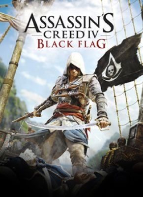Obal hry Assassin's Creed 4: Black Flag