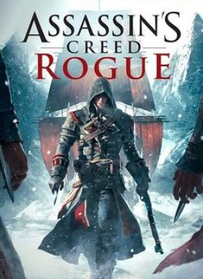 Obal hry Assassin's Creed Rogue