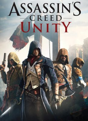 Obal hry Assassin's Creed Unity