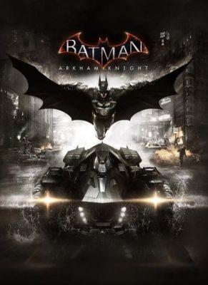 Obal hry Batman Arkham Knight