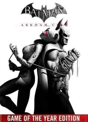 Obal hry Batman Arkham City GOTY Edition