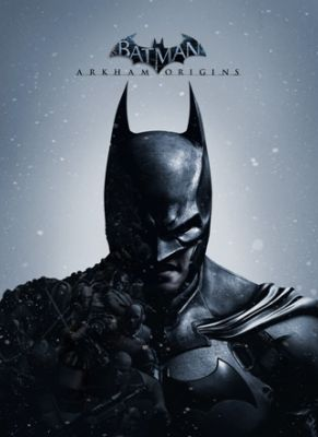Obal hry Batman Arkham Origins