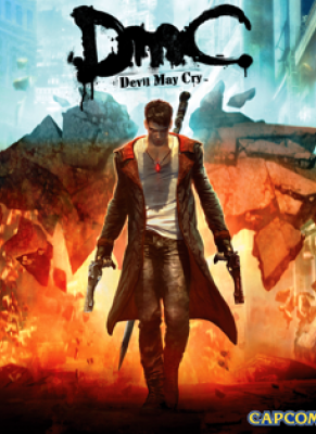 Obal hry DMC: Devil May Cry