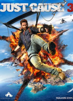 Obal hry Just Cause 3