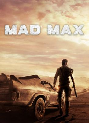 Obal hry Mad Max