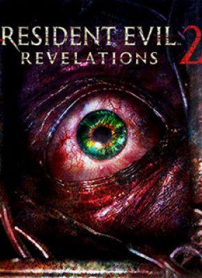 Obal hry Resident Evil Revelations 2