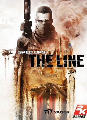 Obal hry Spec Ops: The line
