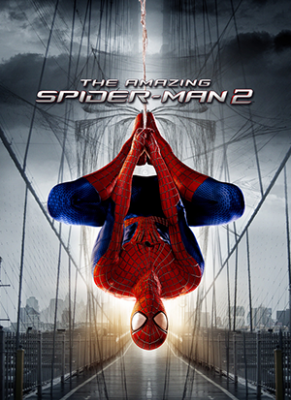 Obal hry The Amazing Spiderman 2