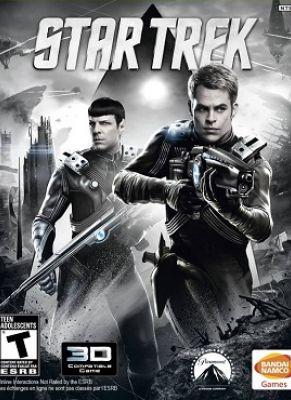 Obal hry Star Trek: The Game
