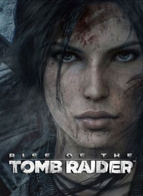 Obal hry Rise of the Tomb Raider
