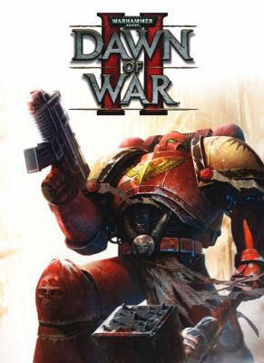 Obal hry Warhammer 40k: Dawn of War 2 Master Collection