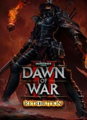 Obal hry Warhammer 40k: Dawn of War 2 - Retribution
