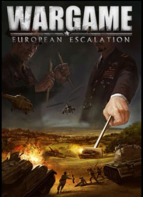 Obal hry Wargame: European Escalation