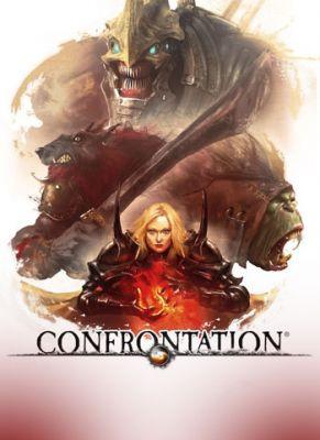 Obal hry Confrontation