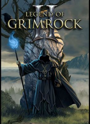 Obal hry Legend of Grimrock 2