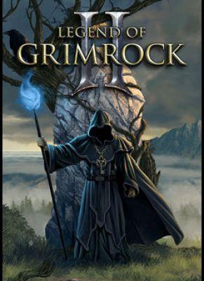 Obal hry Legend of Grimrock 2