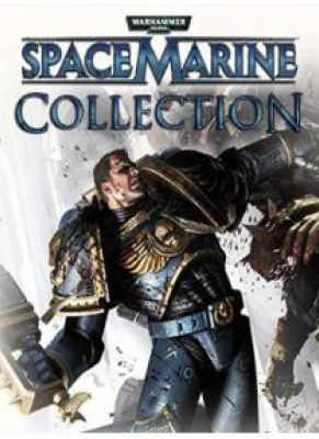 Obal hry  Warhammer 40000: Space Marine Collection