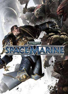 Obal hry  Warhammer 40000: Space Marine