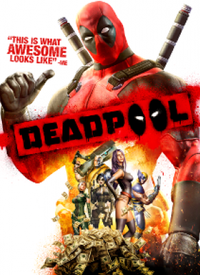 Obal hry Deadpool