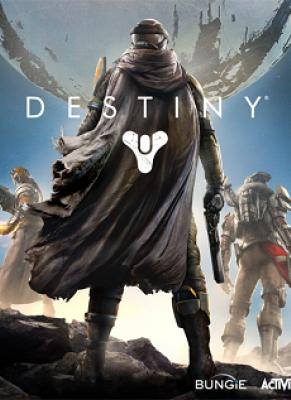 Obal hry Destiny