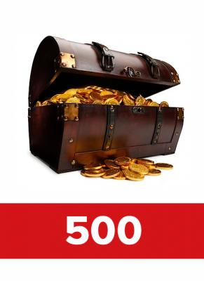 Obal hry 500 XGames bodov